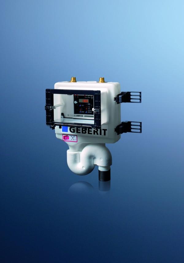 GEBERIT - Sanitary flushing